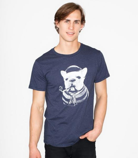 French Bulldog T-Shirt - Tractor Beam Apparel