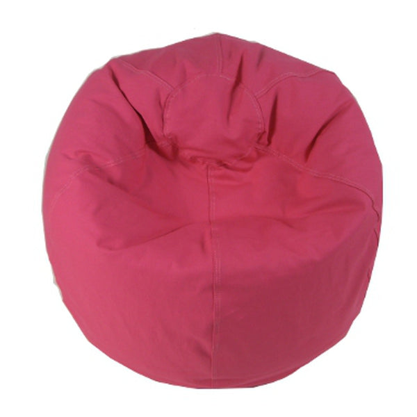 Hibiscus Organic Cotton Comfy Bean Bag Chair