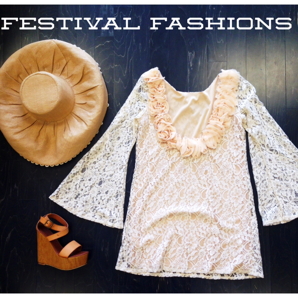 Festival Fashion Series | Taylor Monroe