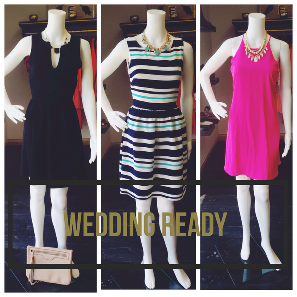 Wedding Ready | A Guide to Summer Wedding Fashion