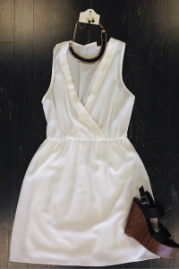 Perfect white graduation dress. To order email us at: ShopTaylorMonroe@yahoo.com