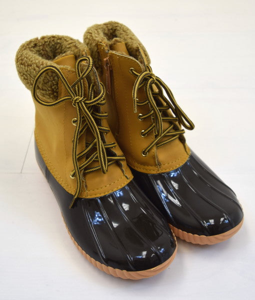 Duck Boots