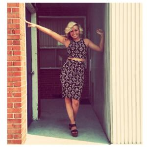 Meet Maranda Montgomery blogger at Taylor Monroe