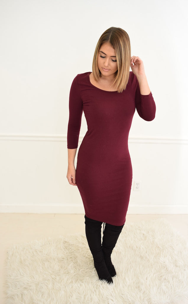 Adley Midi Dress