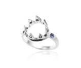 Crown Ring - b.Tsaritsa