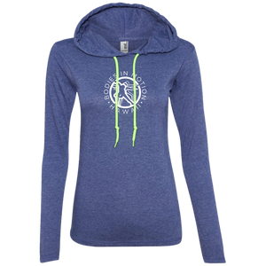 Bodies in Motion Anvil Ladies' LS T-Shirt Hoodie