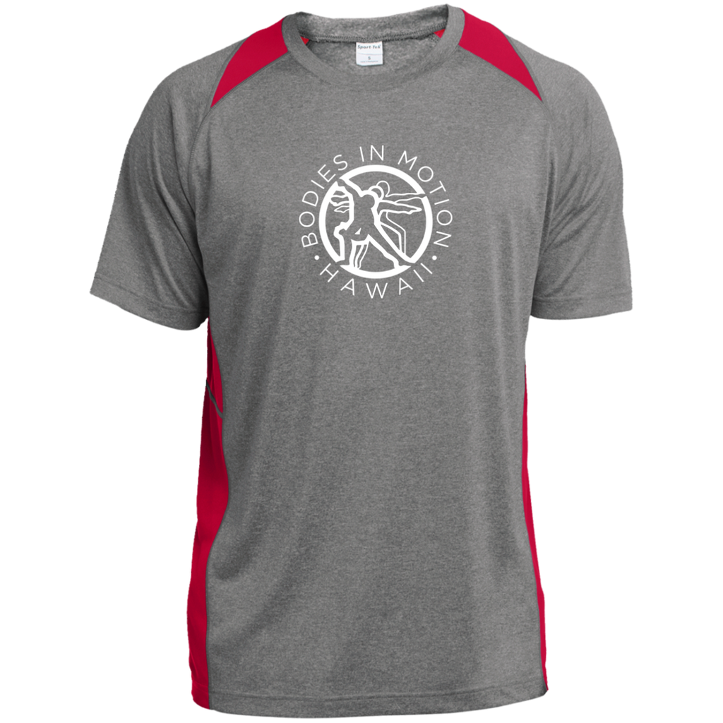 Bodies in Motion Sport- Poly T-Shirt for Men