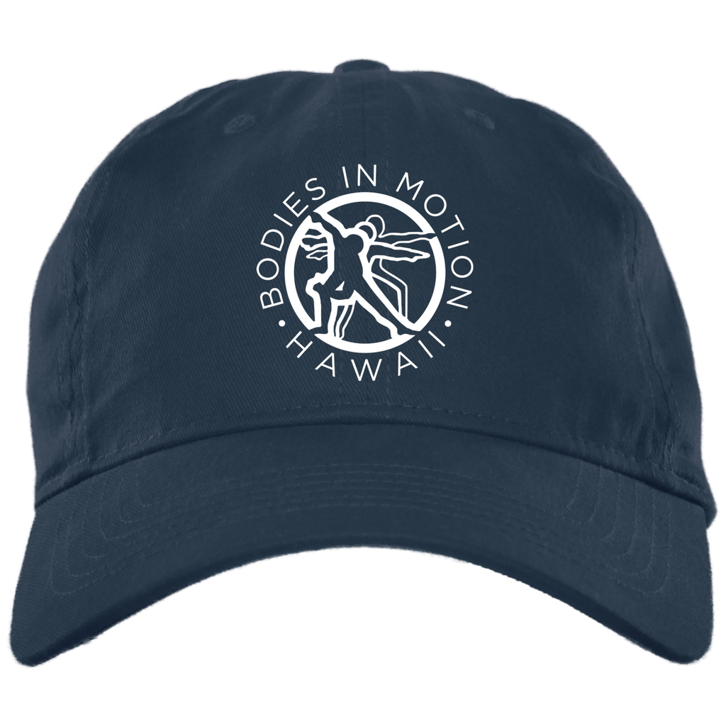 Bodies in Motion Twill Unstructured Dad Cap