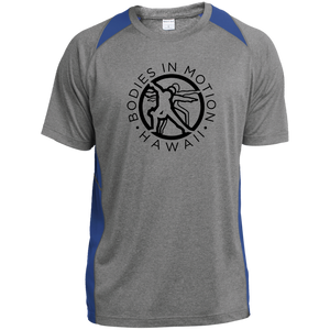 Bodies in Motion  Poly T-Shirt for Men