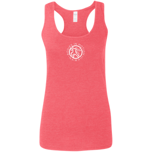Bodies in Motion  Ladies' Softstyle Racerback Tank