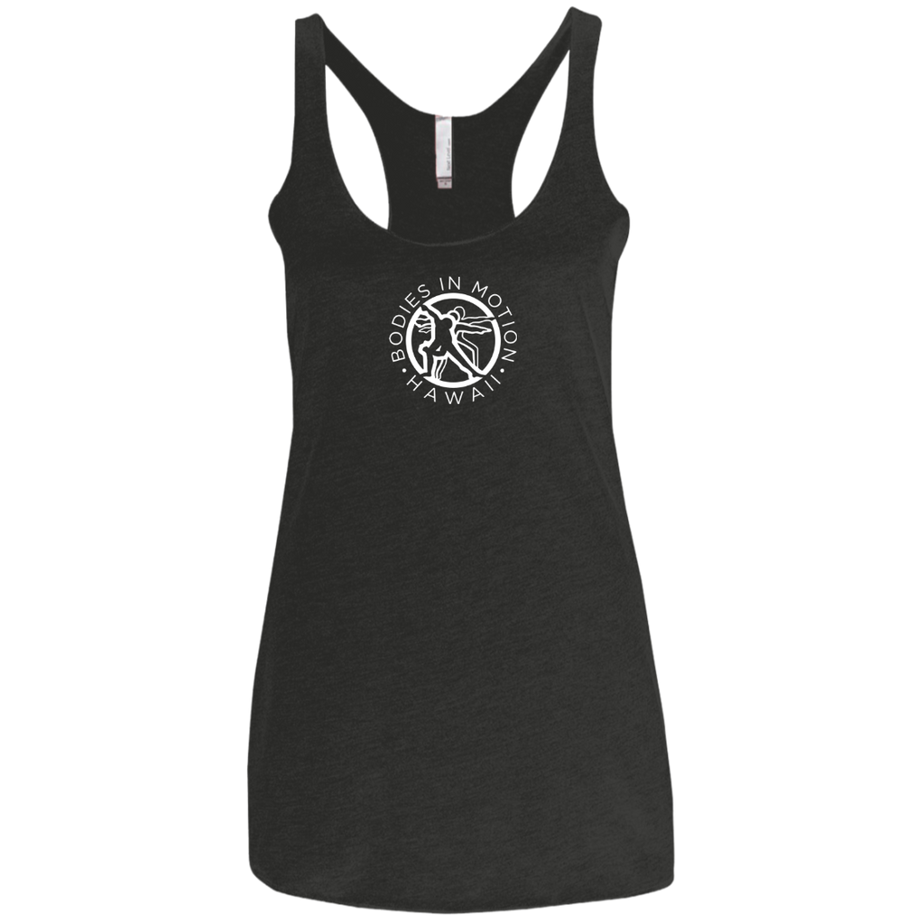 Bodies in Motion Ladies' Triblend Racerback Tank