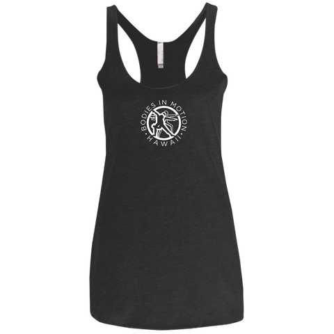 Image of Bodies in Motion Ladies' Triblend Racerback Tank