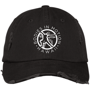 Bodies in Motion  District Distressed Cap