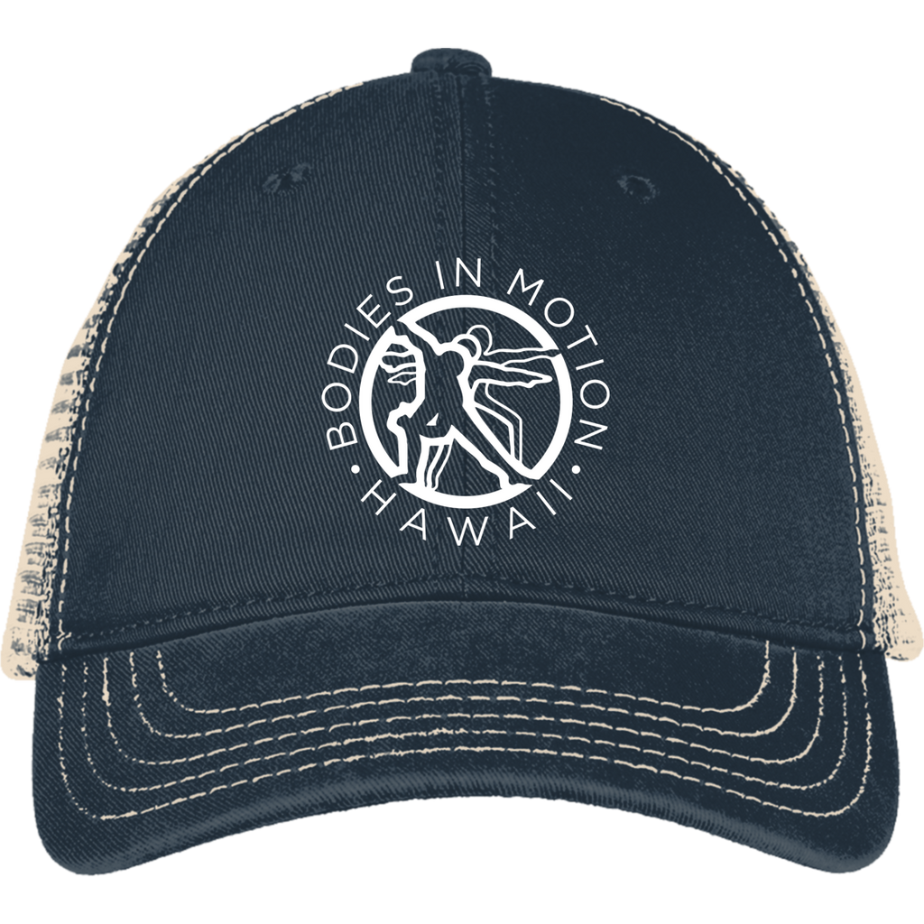Bodies in Motion District Mesh Back Cap