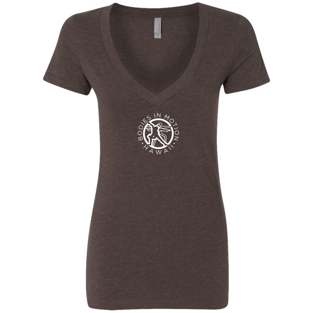 Bodies in Motion Ladies' Deep V-Neck T-Shirt