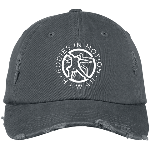 Image of Bodies in Motion  District Distressed Cap