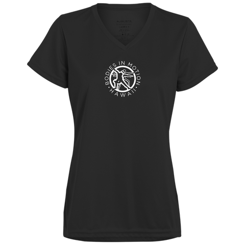 Image of Bodies in Motion  Augusta Ladies' Wicking T-Shirt