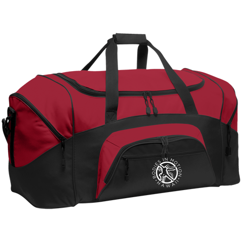 Bodies in Motion Port & Co. Colorblock Sport Duffel