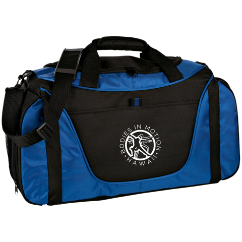 Image of Bodies in Motion Port Authority Medium Color Block Gear Bag