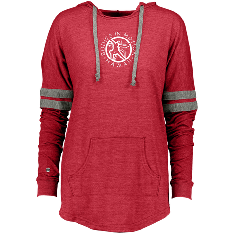 Bodies in Motion Holloway Ladies Hooded Low Key Pullover