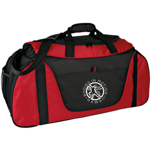 Bodies in Motion Port Authority Medium Color Block Gear Bag