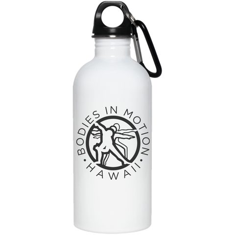 Image of Bodies in Motion Stainless Steel Water Bottle