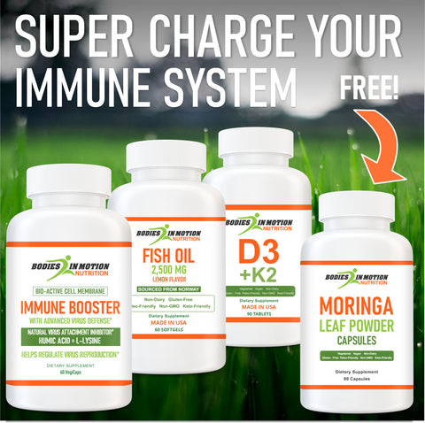 Immune Booster with Advanced Virus Defense - Bundle