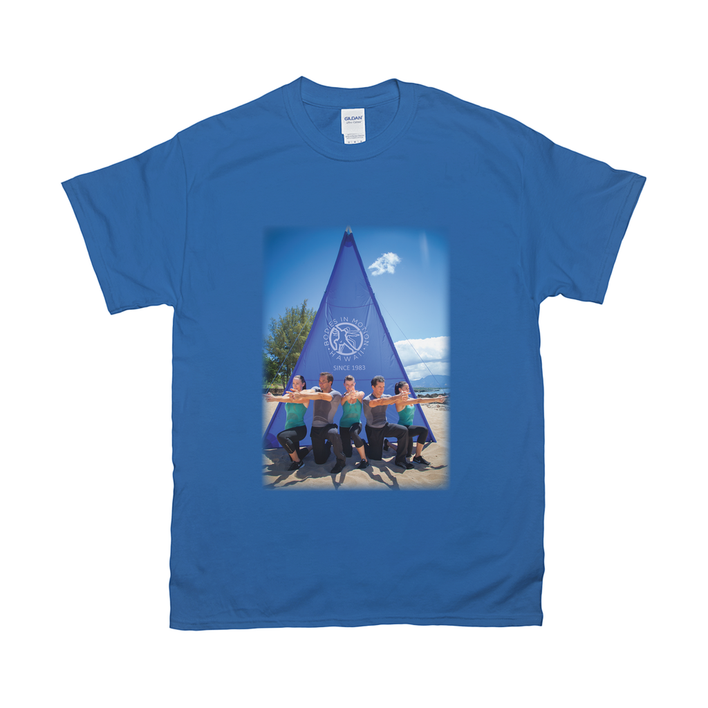Bodies in Motion Anniversary T-Shirts