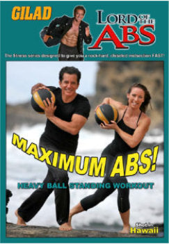 Gilad's Lord of the Abs Workout Series