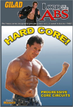 Image of Gilad's Lord of the Abs Workout Series
