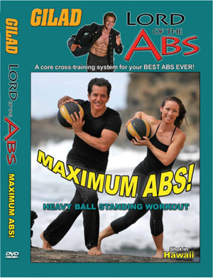 Gilad's Lord of the Abs - Maximum Abs