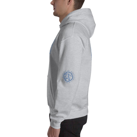 Bodies in Motion Super Fan Hooded Sweat Shirt