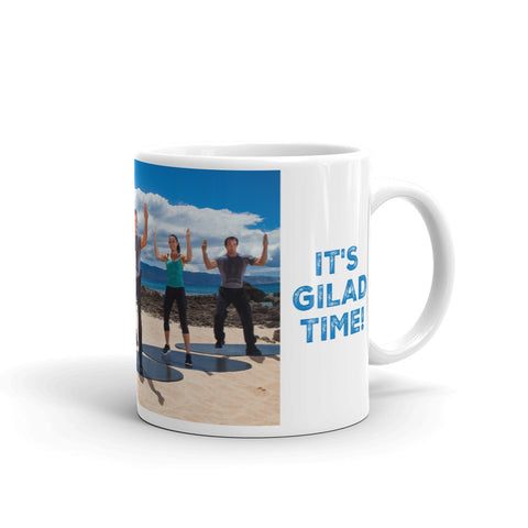 Image of It's Gilad Time Mug