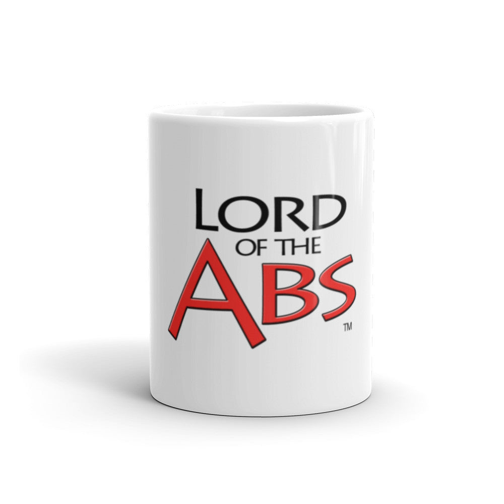 Lord of the Abs Mug