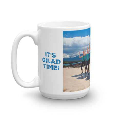 It's Gilad Time Mug