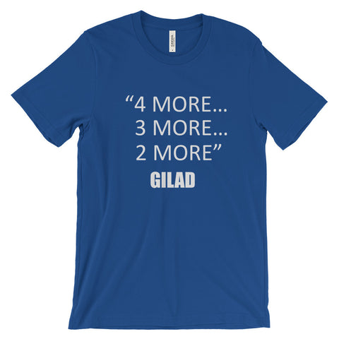 4 more ... - Unisex short sleeve t-shirt