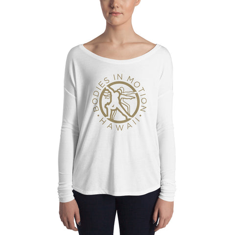 Image of Gilad's Bodies in Motion Ladies' Long Sleeve Tee