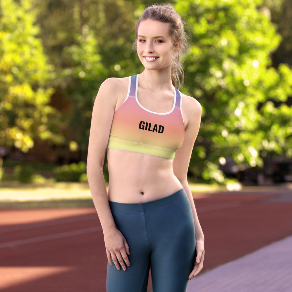 Gilad Bodies in Motion Padded Sports Bra