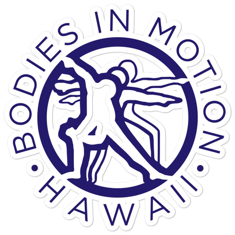 Image of Bodies in Motion Bubble-free stickers