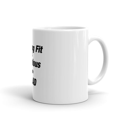 Staying Fit and Fabulous with Gilad Mug
