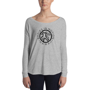 Gilad's Bodies in Motion Ladies' Long Sleeve Tee