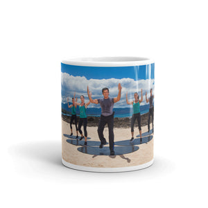 I'll rather be in Hawaii working out with Gilad Mug