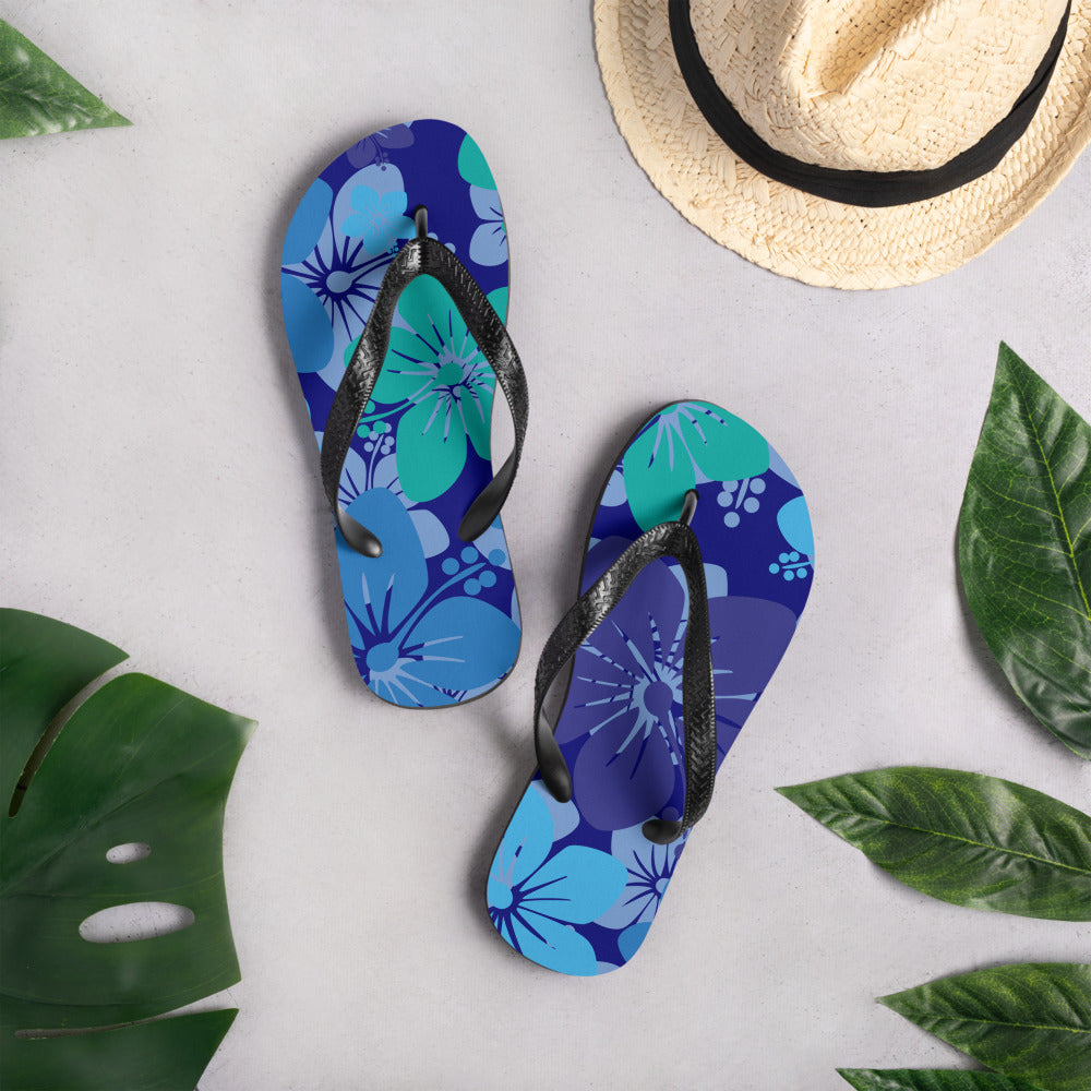 Flip-Flops with a touch if Hawaii