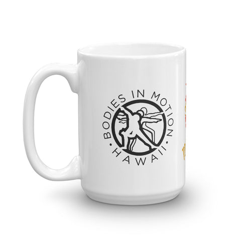 Image of The real workout starts when you want to stop - Bodies in Motion Mug