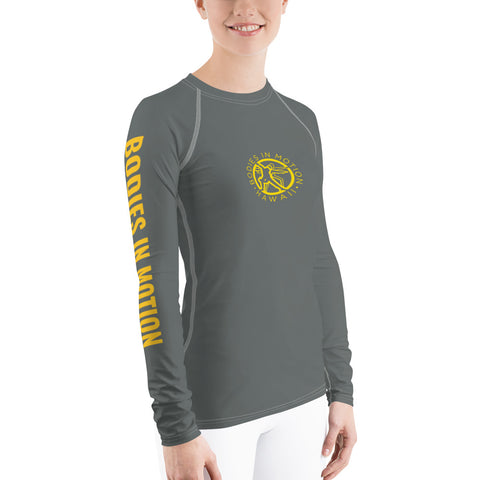 Bodies in Motion Women's Rash Guard