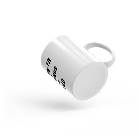 Image of Staying Fit and Fabulous with Gilad Mug