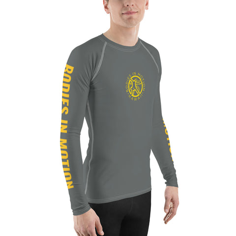 Bodies in Motion Men's Rash Guard