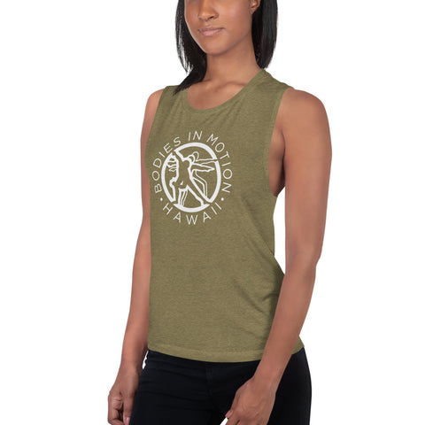 Image of Bodies in Motion Ladies' Muscle Tank