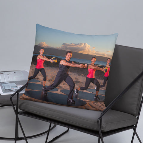 Bodies in Motion Pillows