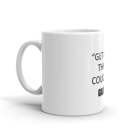 Image of Get Off That Couch Mug